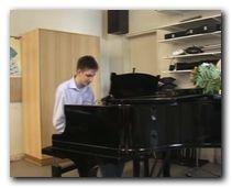 Bj�rn spielt von Franz Liszt: Notturno As-dur �Liebestraum�