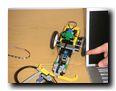 Noch ein RoverBot mit Lichtblende